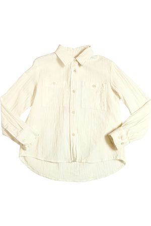 American Outfitters BLUSE IM BAUMWOLLFLOR