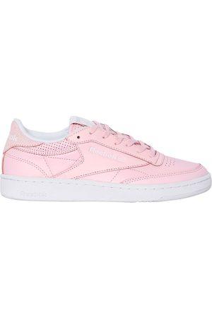 Damen Sneakers - REEBOK CLASSICS CLUB C 85 FBT LEATHER SNEAKERS