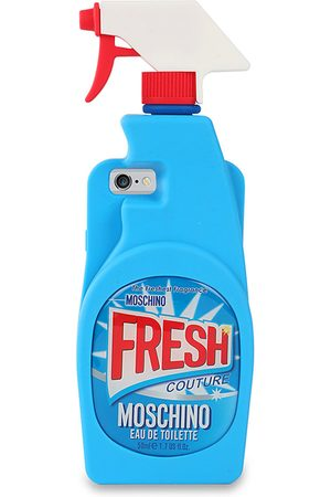 "Damen Handy - Moschino IPHONE 6-COVER AUS SILIKON ""FRESH"""