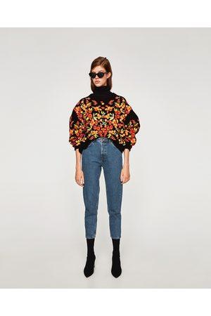 Zara MOM-FIT-JEANS MIT HOHEM BUND - In weiteren Farben verfügbar