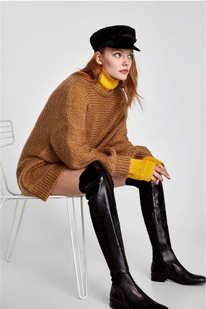Damen Zara Overknees Im Sale Günstige Für n0OPwk8