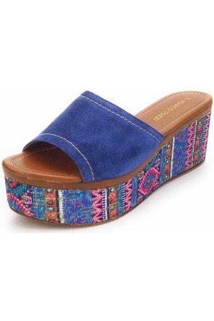 Top-Qualität Online Heißen Verkauf Günstiger Preis Marco Tozzi Pantoffeln Da. Pantolette Bunt Billig Gutes Verkauf Outlet Kaufen ZpY6Z1onpZ