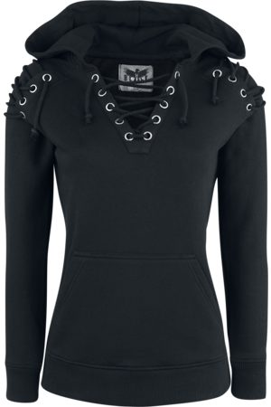 Black Premium by EMP A Touch Of Evil Girl-Kapuzenpulli