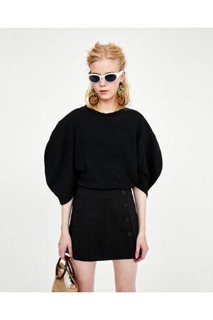 Zara Hosenrock mit Knöpfen - In weiteren Farben verfügbar