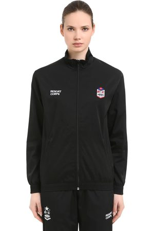 "RESORT CORPS TRAININGSJACKE AUS NYLON ""SURVÊTEMENT SAVE ME"""