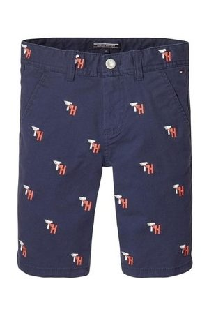 Tommy Hilfiger Shorts Kinder TH EMBROIDERED CHINO SHORT