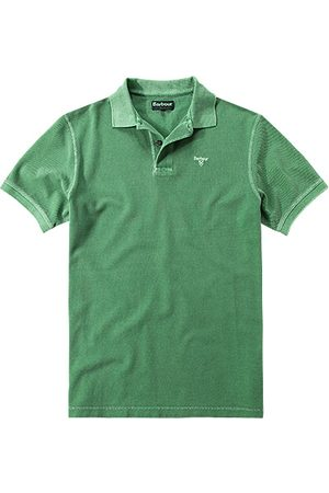 Herren Poloshirts - Barbour Washed Polo-Shirt MML0652GN31