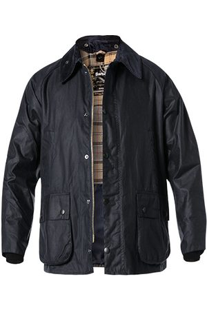 Herren Outdoorjacken - Barbour Jacke Bedale Wax MWX0018NY91