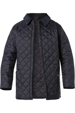 Barbour Jacke Liddesdale Navy MQU0001NY91