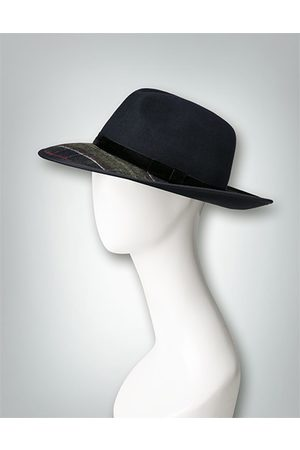 Barbour Damen Hut ThornhillFedora navy