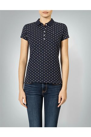 Tommy Hilfiger Damen Poloshirts - Damen Polo-Shirt