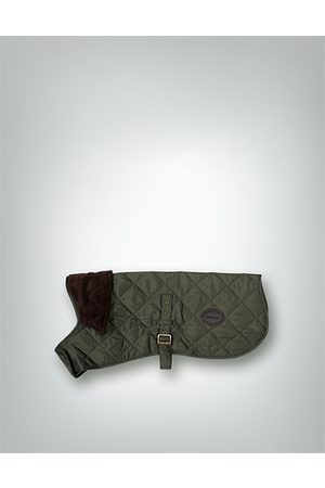 Damen Mäntel - Barbour Damen Quilted Dog Coat olive Hundemantel mit Kragen