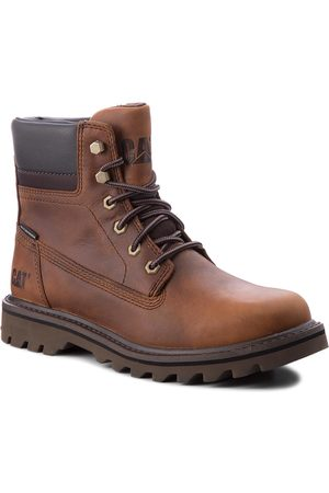 Caterpillar Trapperschuhe - Deplete Wp P721722 Brown