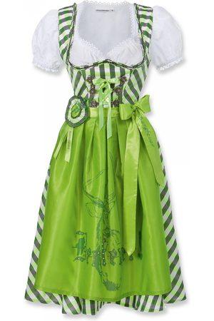 Edelnice Dirndl Neon greeny