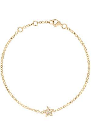 ALINKA 18kt 'STASIA MINI' Gelbgoldarmband mit Diamanten