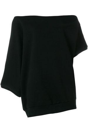 Ioana Ciolacu Schulterfreies Sweatshirt