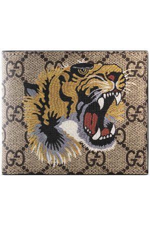Gucci Portemonnaie mit Tiger-Print