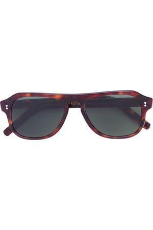 CUTLER & GROSS Sonnenbrillen - Eckige Sonnenbrille