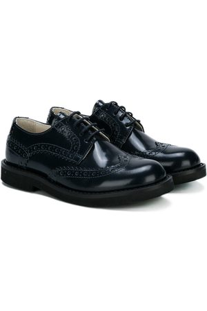 MONTELPARE TRADITION Classic brogues