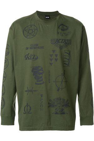 KTZ Sweatshirt mit Print