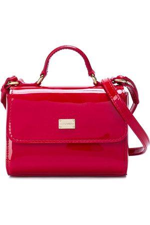 Dolce & Gabbana Mädchen Umhängetaschen - Handtasche mit Logo