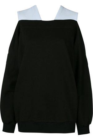 Ioana Ciolacu Oversized-Pullover mit Wabenstruktur