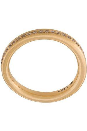 Alinka Damen Ringe - 18kt Gelbgoldring mit Diamanten