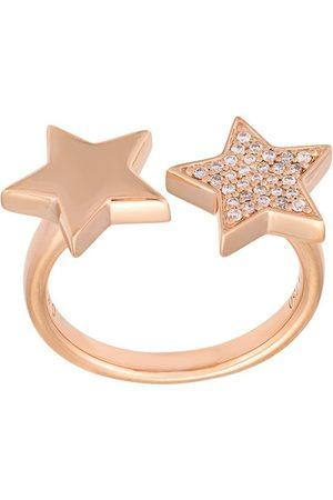 ALINKA Damen Ringe - Stasia' 18kt Rotgoldring mit Diamanten