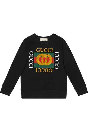 Gucci Sweatshirt mit Gucci-Logo