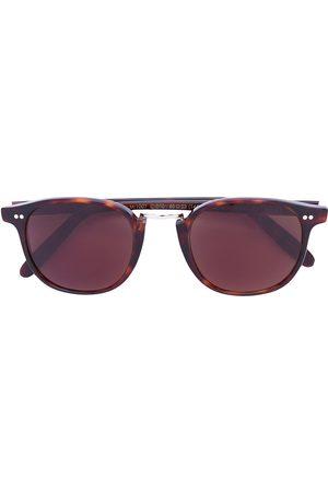 CUTLER & GROSS Sonnenbrillen - Sonnenbrille in Schildpattoptik