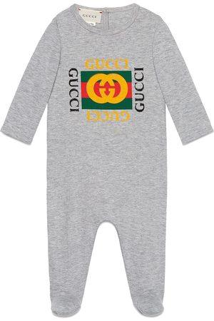 Gucci Schlafanzug mit Gucci-Logo
