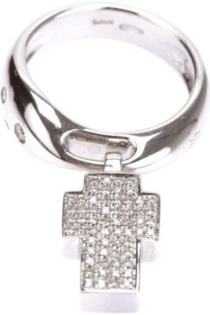 Gavello Ring mit Kreuzdesign aus 18kt Gold