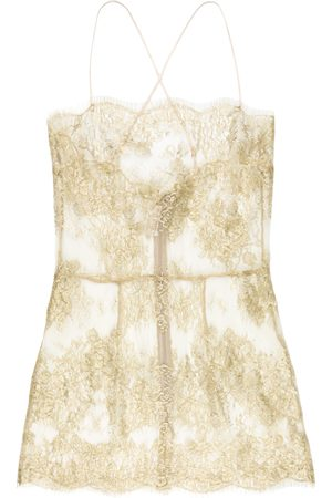 Gilda & Pearl Semi-transparentes 'Harlow' Camisole-Top
