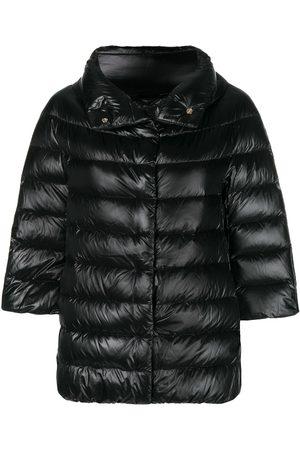 HERNO Damen Winterjacken - Daunenjacke mit Dreiviertelärmeln