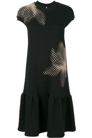 Ioana Ciolacu T-Shirtkleid mit tiefer Taille