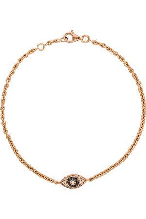 ALINKA 18kt Rotgoldarmband mit Diamanten