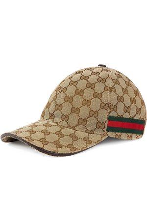 Gucci Herren Hüte - Original GG Baseballkappe mit Web