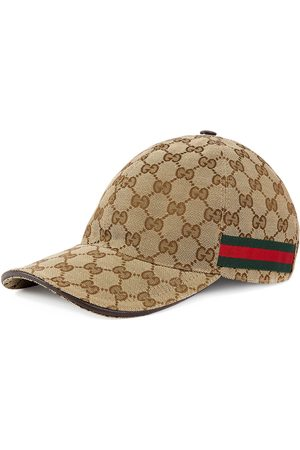 Gucci Original GG Baseballkappe mit Web
