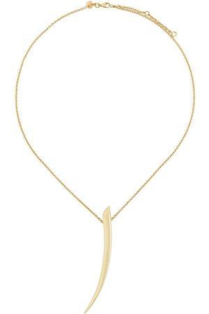 SHAUN LEANE Damen Halsketten - 18kt 'Sabre' Gelbgold-Halskette