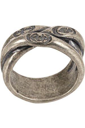 TOBIAS WISTISEN Ring mit verschlungenem Design