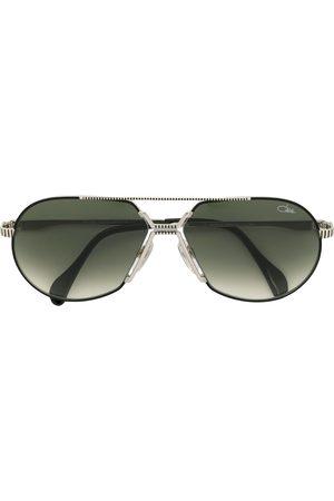Cazal Pilotenbrille mit farbigen Gläsern
