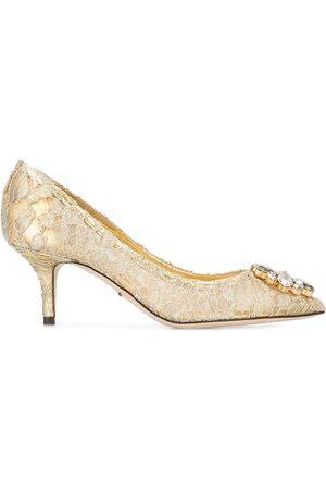 Dolce & Gabbana Bellucci' Spitzen-Pumps