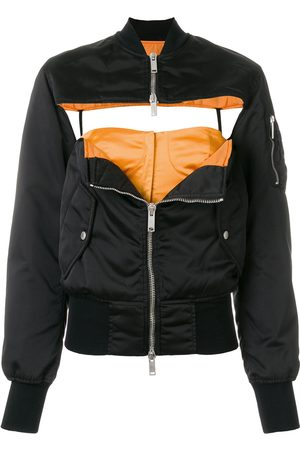 Unravel Project Front chest hole jacket
