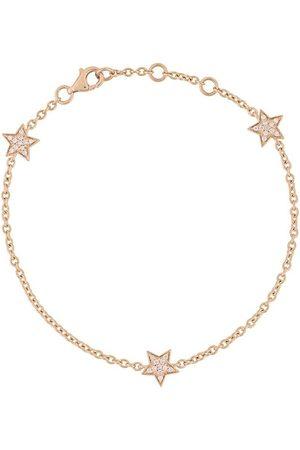 ALINKA 18kt 'Stasia Mini' Rotgold-Armband mit Diamanten