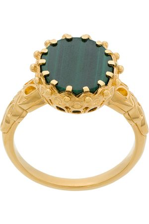 Astley Clarke Ring mit Malachit