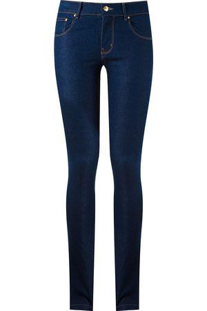 AMAPÔ Skinny-Jeans im Five-Pocket-Design