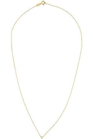 WOUTERS & HENDRIX 18kt Gelbgoldhalskette mit Diamant