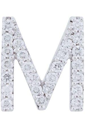 ALINKA Damen Ohrringe - 18kt ' ID' Weißgoldohrstecker mit Diamanten