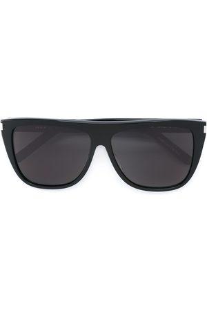 Saint Laurent Sonnenbrille mit flacher Oberseite
