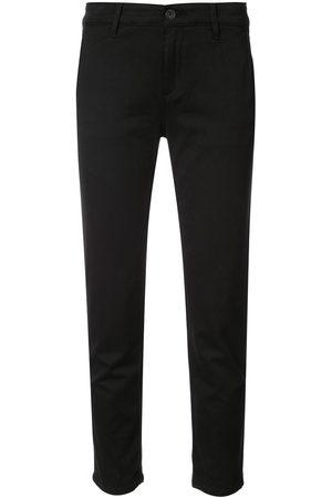 AG Jeans Caden' Cropped-Röhrenhose